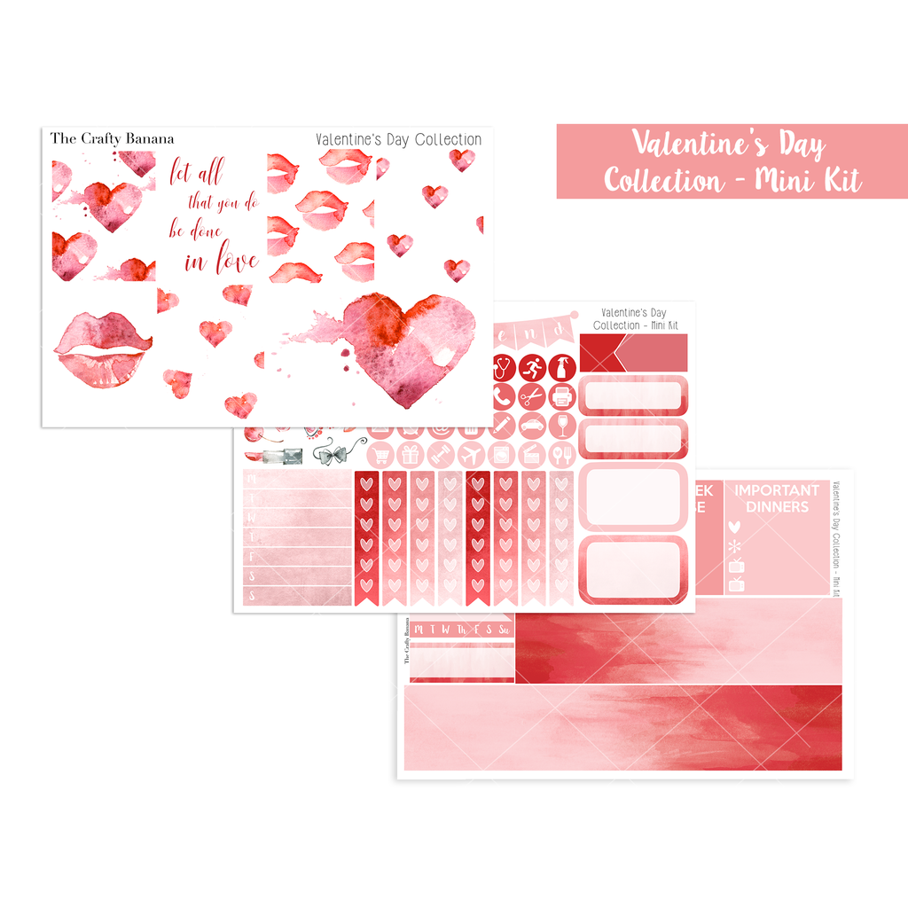 Valentine's Day: Mini Kit