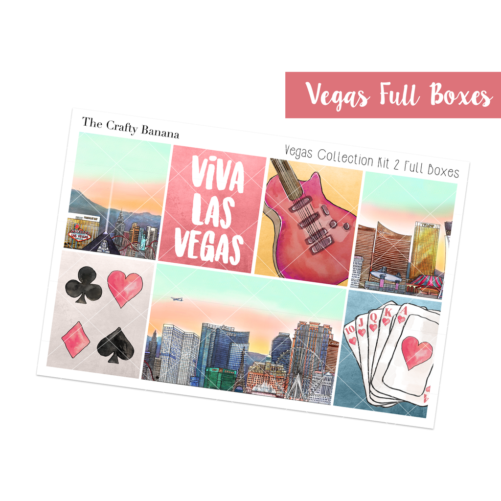 Vegas Full Boxes