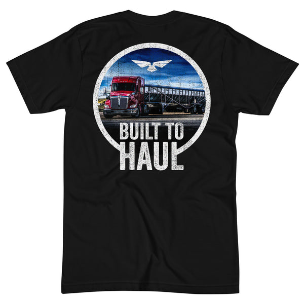 Built to Haul - Unisex Crew Neck T-Shirt