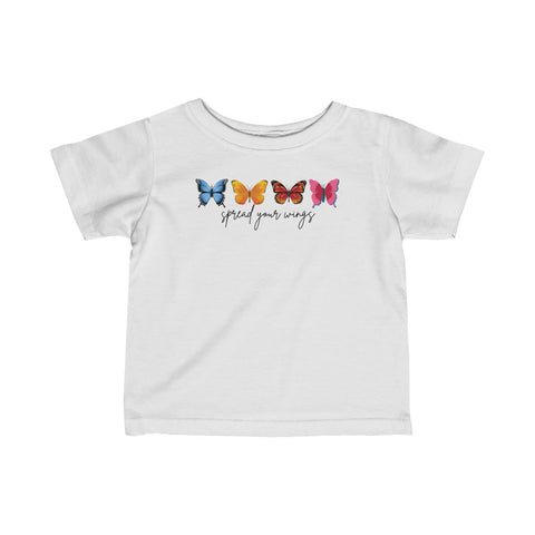 Spread Your Wings Infant Tee
