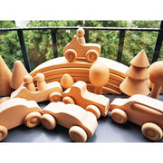 Wooden Nature Toys