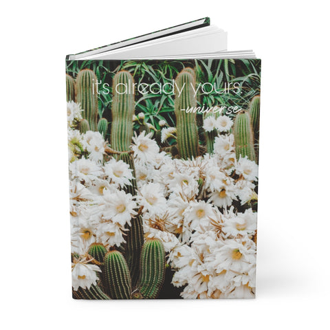 Its Already Yours Hardcover Journal