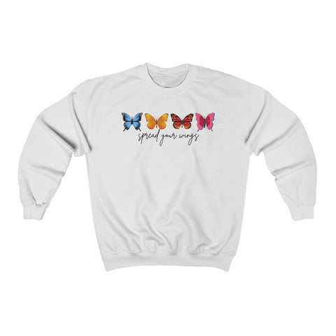 Spread Your Wings Crewneck Sweatshirt