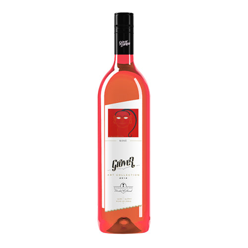 VIN INDIEN GROVER VINEYARDS :(rosé)
