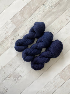 OXFORD BLUE | stellar sock | tonal yarn