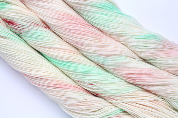 COTTON CANDY | decadent dk | speckled yarn