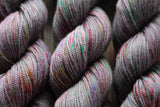 INTERGALACTIC | sleek sock | tonal yarn