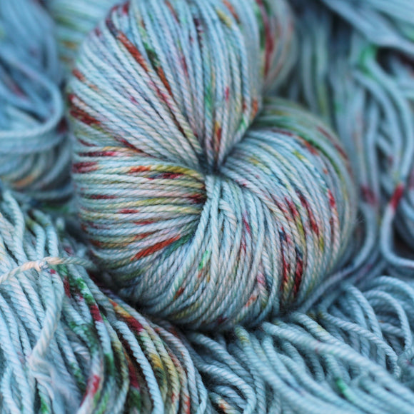 TEMPETE | lux sock | speckled yarn