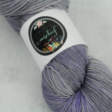 Load image into Gallery viewer, LAVENDER DUST | lux | tonal yarn