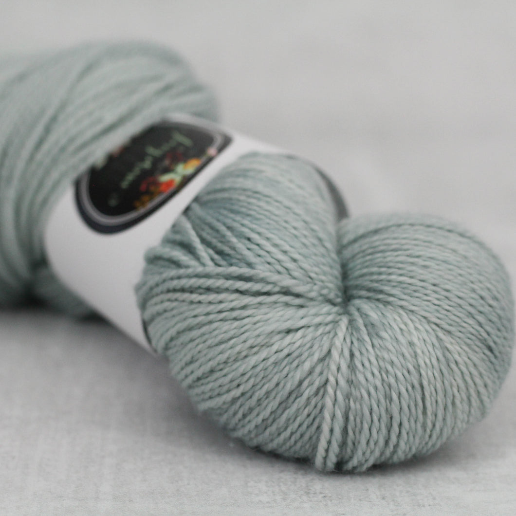 OOAK 1 | decadent fingering | speckled yarn