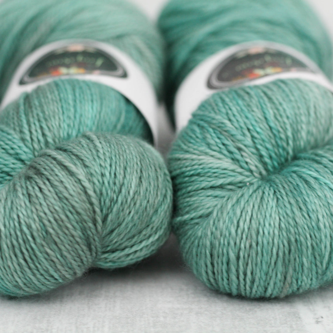 OOAK 2 | decadent fingering | speckled yarn