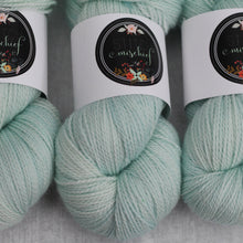 Load image into Gallery viewer, GLACIER | decadent fingering | speckled yarn