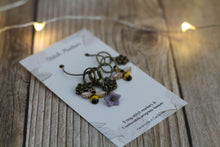 Load image into Gallery viewer, Bee & Bloom Stitch Markers