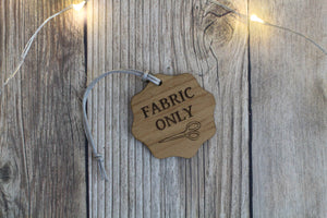 Fabric Only Fob