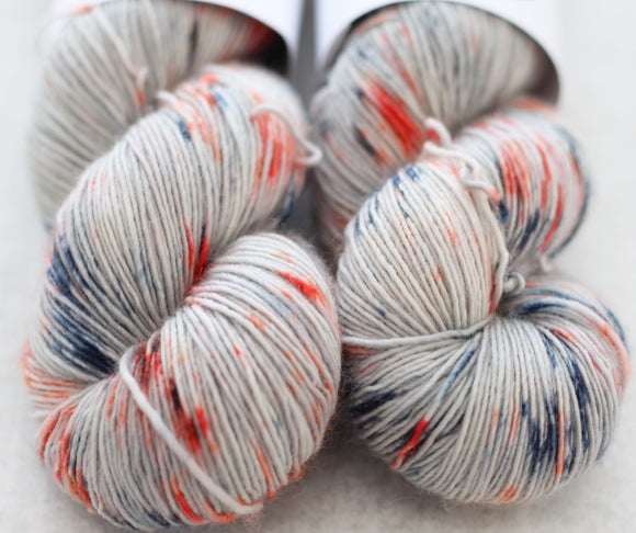 COASTAL | pure singles | speckled yarn