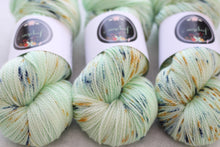 Load image into Gallery viewer, ORCAS ISLAND | decadent fingering | speckled yarn