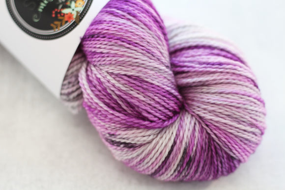 HEATHER OOAK | decadent fingering | speckled yarn