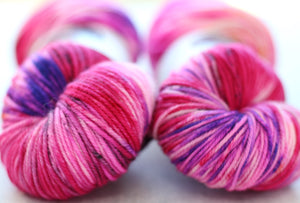 NEBULA | decadent worsted | speckled yarn