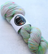 Load image into Gallery viewer, PRISM MUTED | sleek sock | speckled yarn