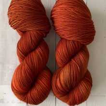 Load image into Gallery viewer, PUMPKIN SPICE | stellar DK | tonal yarn