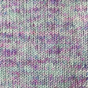 INVISIBLE STRING | sleek sock | speckled yarn