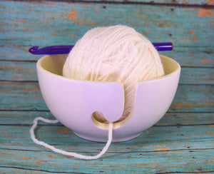 Ceramic Yarn Bowl--Made to Order