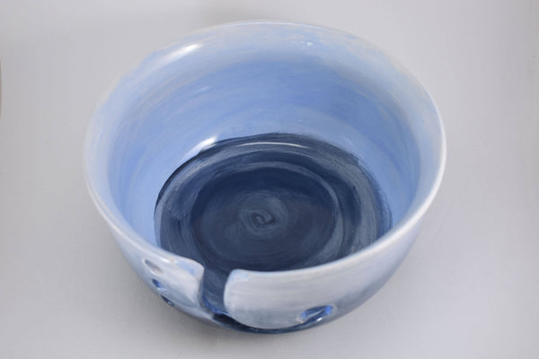 Huge Yarn Bowl, Oversized Ceramic Yarn Bowl--Made to Order