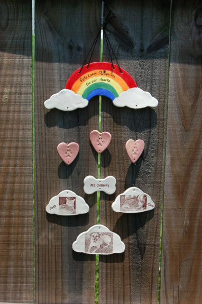 Rainbow Bridge Wind Chime