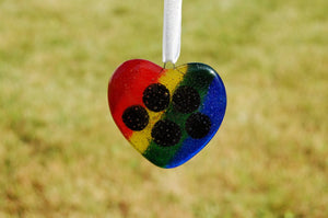 Rainbow Bridge Ornament