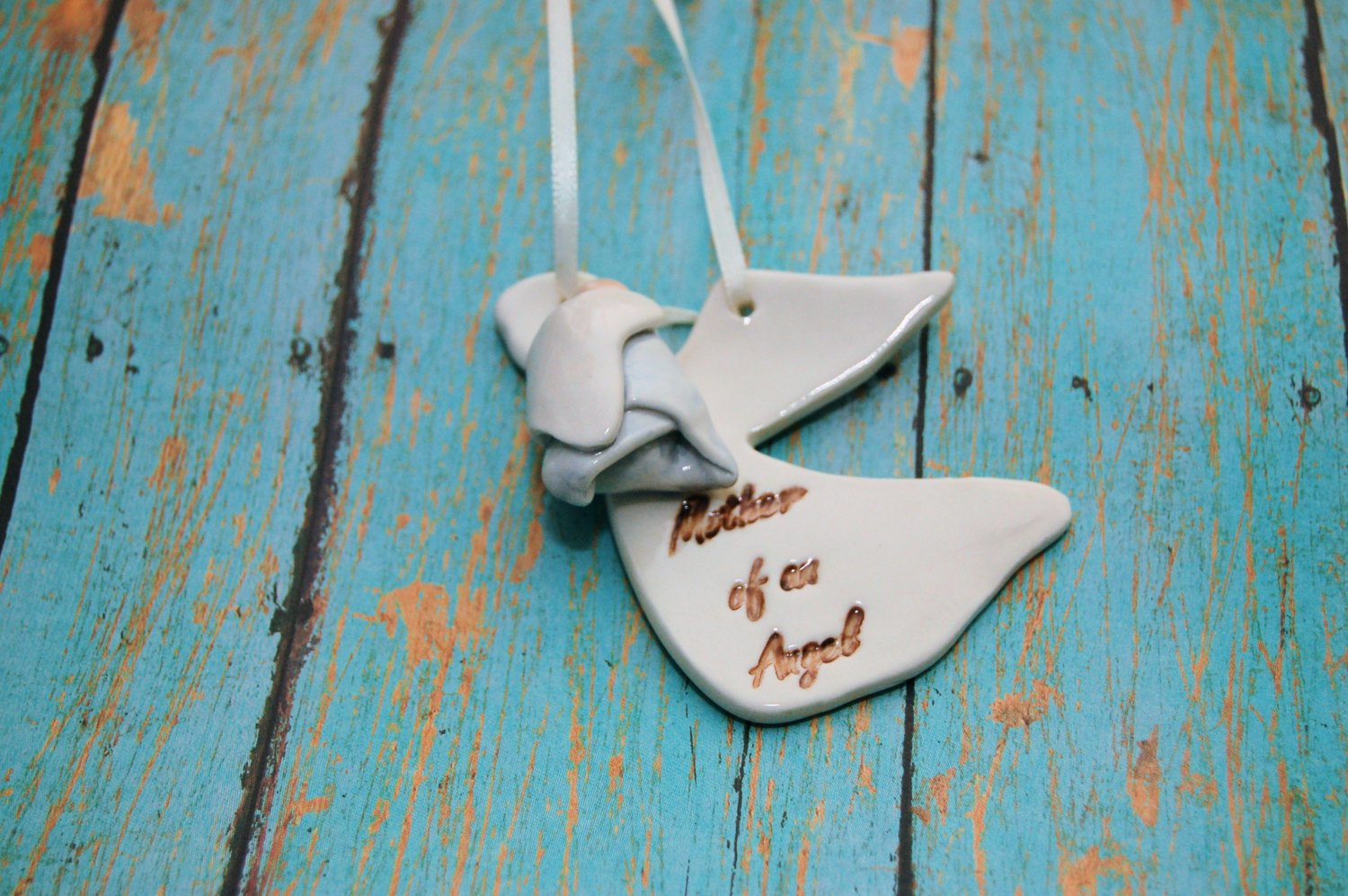 Infant Loss Ornament, Angel Baby Ornament