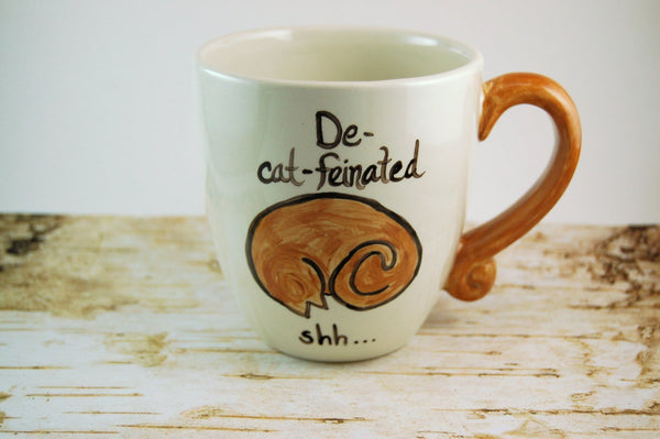 Cat-feinated Mug