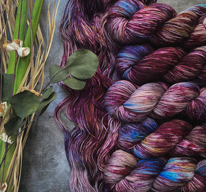 The Weaver - Fairytale DK Base -discontinuing