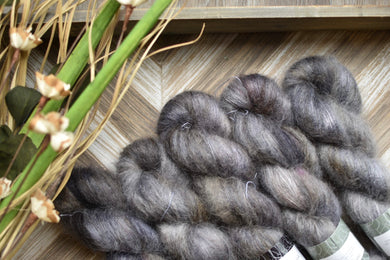 Gothic Daydream - Pegasus Lace Mohair Base