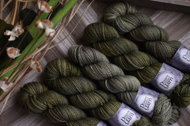 Nettles - Adventure Aran BFL Base