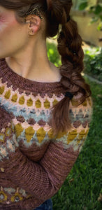 Autumn Court Sweater | Kit