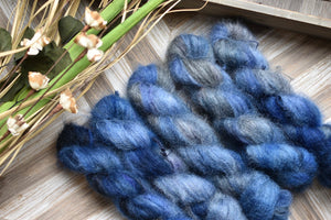 Night Triumphant - Pegasus Lace Mohair Base