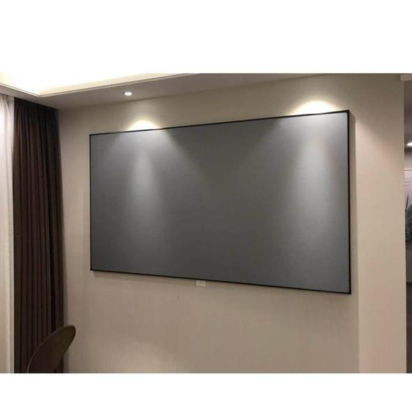 "LUXINI 4K CABLE 100 Inch Screen Luxury Theatre™ Projector Screen | Luxury Grey Edition - Brighter Image <img src=""https://i.ibb.co/PWZqFDZ/PRODUCT-REVIEWS-Projector-Screen.jpg"" auto="""" width:="""" max-width:="""" height:=""""> <p>"