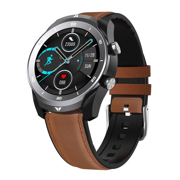 "LUXINI Brown | Leather Band Apex Fitness Horizon | ECG+PPG Elite Sport Classic Edition <img src=""https://i.ibb.co/Z2v88mV/PRODUCT-REVIEWS-ECG-PPG-Classic.jpg"" auto="""" width:="""" max-width:="""" height:=""""> <p>"