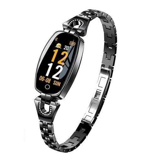 "LUXINI Black Fitness Horizon | Smart Bracelet Ed. | Life Waterproof <img src=""https://i.ibb.co/1TmK25b/PRODUCT-REVIEWS-Fitness-Horizon-Smart-Bracelet-Ed.jpg"" auto="""" width:="""" max-width:="""" height:=""""> <p>"