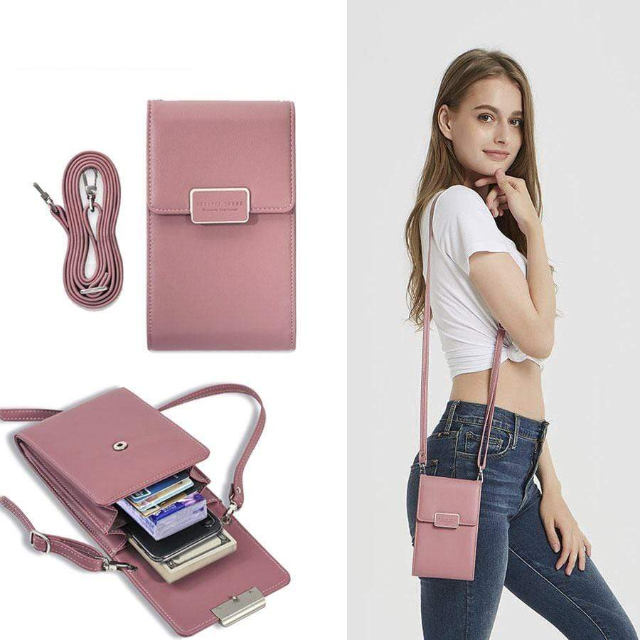 "LUXINI Signature Crossbody Cellphone Bag  <img src=""https://cdn.shopify.com/s/files/1/0056/0542/5222/files/PRODUCT_REVIEWS_9fa5b582-9c01-439e-89e8-53e3aac06fac.jpg?v=1596250696"" auto="""" width:="""" max-width:="""" height:=""""> <p>"