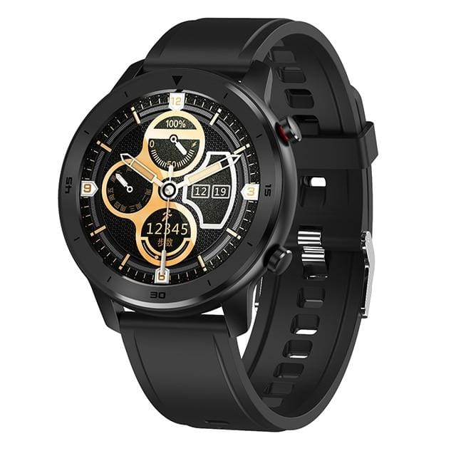 LUXINI Black Apex Fitness Horizon | Minimalist Edition | Life Waterproof