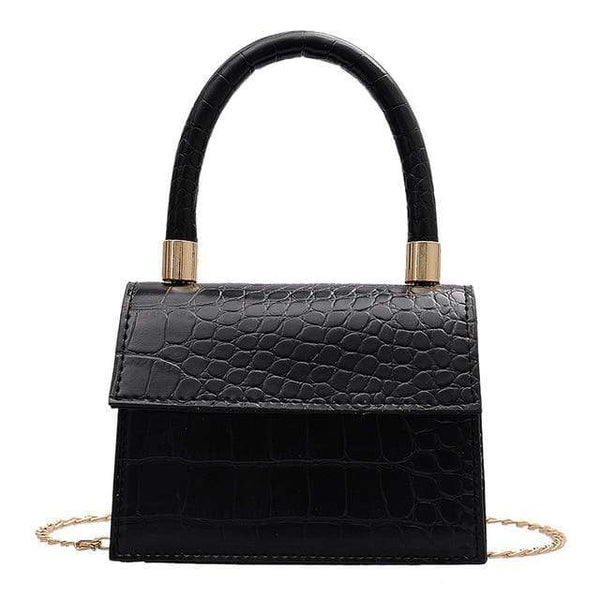 "LUXINI Black Alligator Pattern Crossbody Messenger Bag  <img src=""https://cdn.shopify.com/s/files/1/0056/0542/5222/files/PRODUCT_REVIEWS_688864c6-710a-40f9-8a76-f206e6e2031c.jpg?v=1596591126"" auto="""" width:="""" max-width:="""" height:=""""> <p>"
