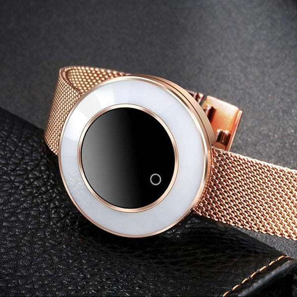 "LUXINI Steel Gold Fitness Horizon | ""X"" Timeless Edition 