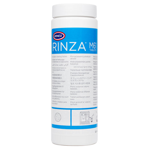 Urnex Rinza M61 Milk Cleaning Tablets
