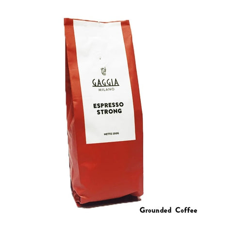 Gaggia Espresso Strong (200g) Grounded