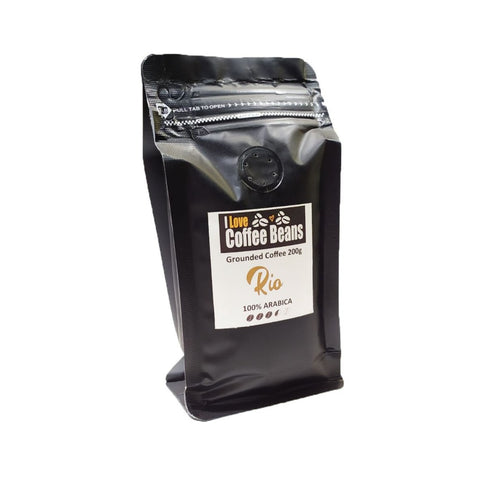 Rio Grounded Coffee 200g