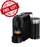 Free* Nespresso U & Milk Machine with purchase of 200 Capsules