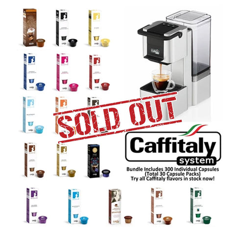 Caffitaly IRIS S27 Bundle