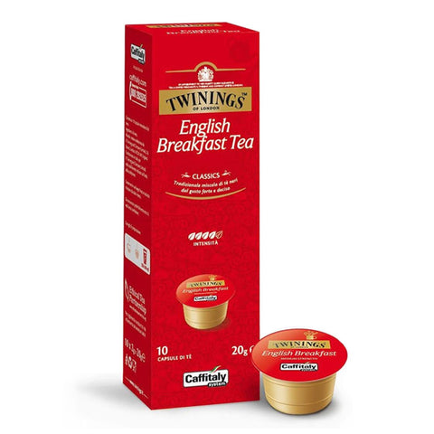 Twinings English Breakfast Tea Capsules