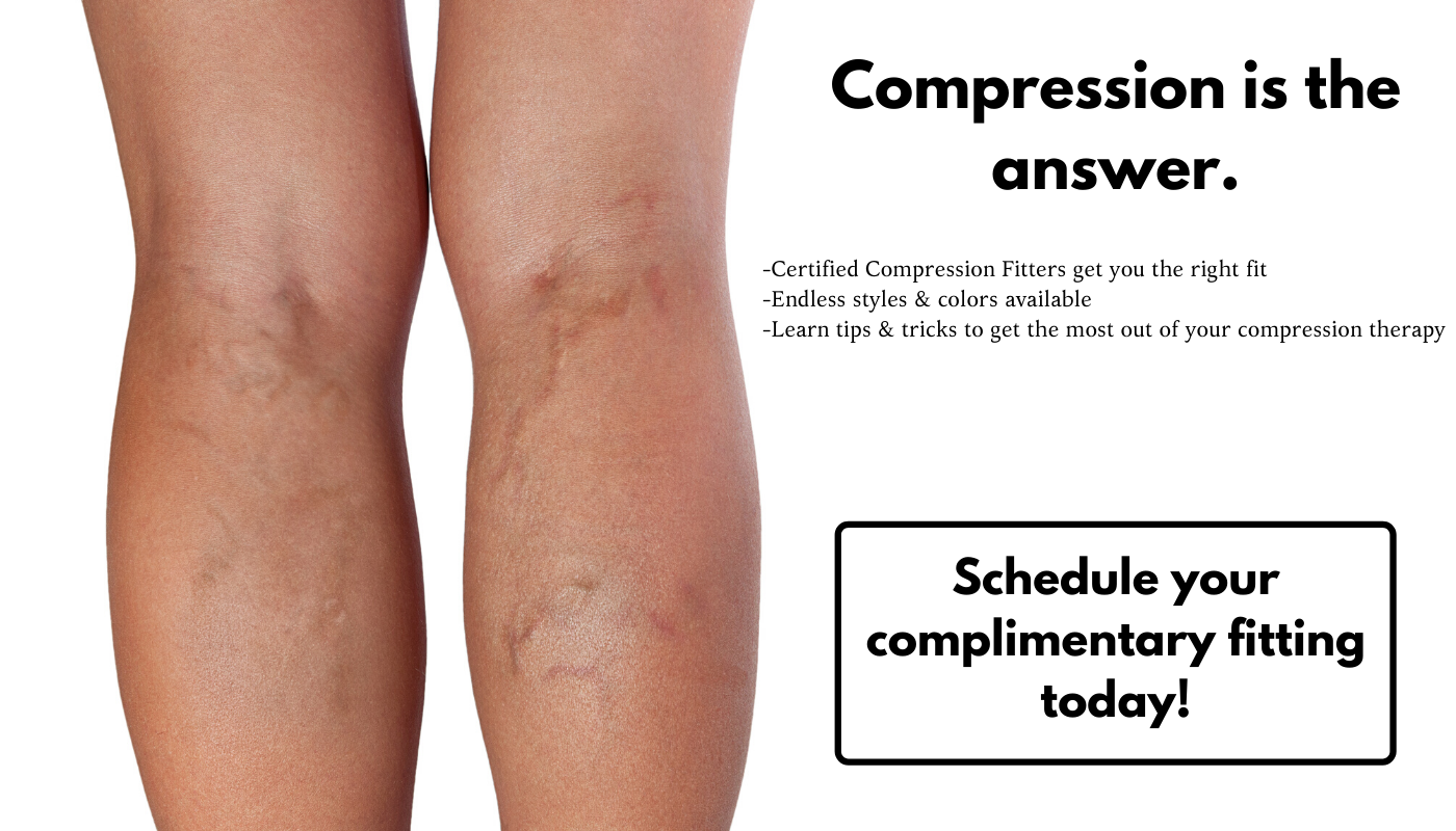 Compression Stockings at Medical West Healthcare Center in St. Louis